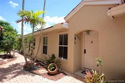 2131 NW 184th Way, Pembroke Pines, FL 33029 - MLS#: A10504479