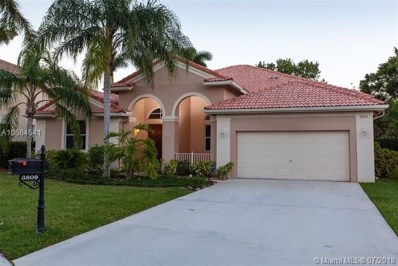 3809 N Heron Ridge Ln, Weston, FL 33331 - MLS#: A10504541