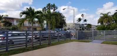 1035 Euclid Ave UNIT 18, Miami Beach, FL 33139 - MLS#: A10504734