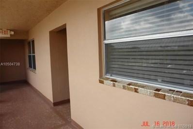 9741 Sunrise Lakes Blvd UNIT 304, Sunrise, FL 33322 - MLS#: A10504738