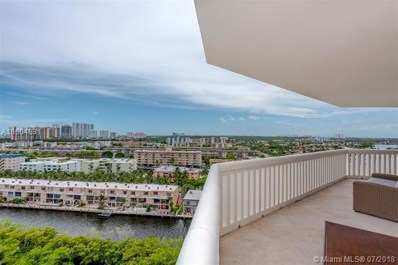 2000 Island Blvd UNIT 1402, Aventura, FL 33160 - MLS#: A10504831