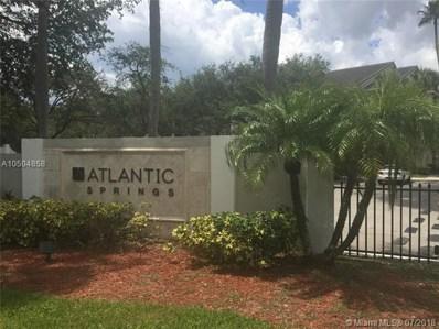 11229 W Atlantic Blvd UNIT H205, Coral Springs, FL 33071 - MLS#: A10504858