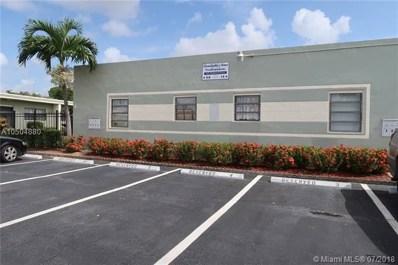 1845 Pembroke Rd UNIT 1-4, Hollywood, FL 33020 - MLS#: A10504880