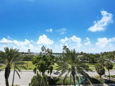 2951 S Bayshore Dr UNIT 502, Miami, FL 33133 - MLS#: A10504913