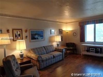 1717 Rodman St UNIT 12, Hollywood, FL 33020 - MLS#: A10504958