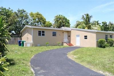 711 NE 177th Street, Miami, FL 33162 - MLS#: A10505108