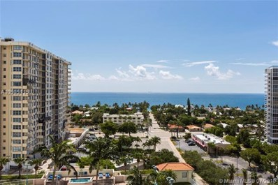 3020 NE 32nd Ave UNIT 1221, Fort Lauderdale, FL 33308 - MLS#: A10505115