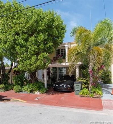 8525 Crespi, Miami Beach, FL 33141 - #: A10505263