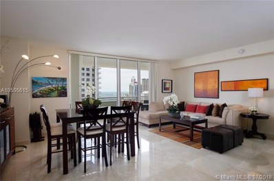 901 Brickell Key Blvd UNIT 2203, Miami, FL 33131 - MLS#: A10505615