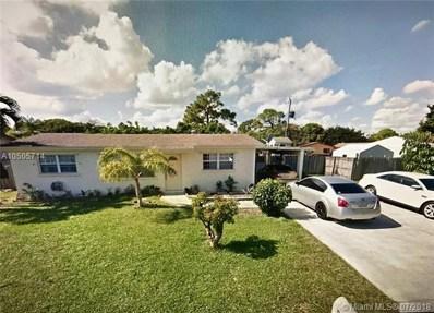 2169 W Carrol Cir, West Palm Beach, FL 33415 - MLS#: A10505714