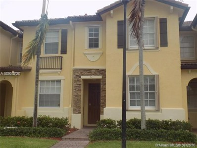 9269 SW 227th St UNIT 5-24, Cutler Bay, FL 33190 - #: A10505720