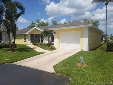 457 SE 21st Dr, Homestead, FL 33033 - MLS#: A10505830