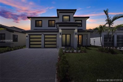 14660 SW 19 St, Unincorporated Dade County, FL 33185 - MLS#: A10505834