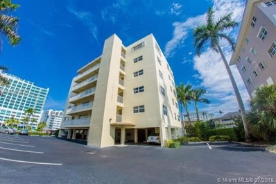 2900 NE 33rd Ct UNIT 604, Fort Lauderdale, FL 33306 - MLS#: A10505870