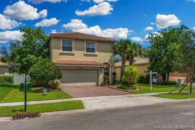17053 SW 52nd St, Miramar, FL 33027 - MLS#: A10505951