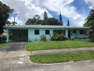 1861 NW 183rd St, Miami Gardens, FL 33056 - MLS#: A10506028