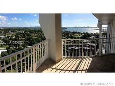 1000 Quayside Te UNIT 1903, Miami, FL 33138 - MLS#: A10506053