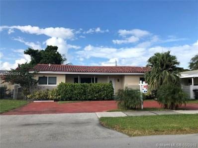 903 NE 2nd St, Hallandale, FL 33009 - MLS#: A10506094