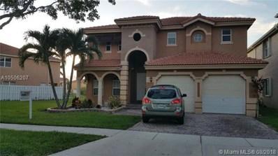13085 SW 53rd St, Miramar, FL 33027 - MLS#: A10506207