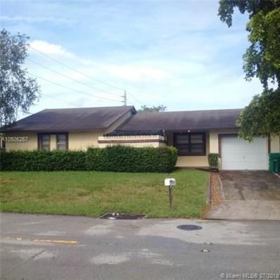 1701 SW 97th Ave, Miramar, FL 33025 - MLS#: A10506267