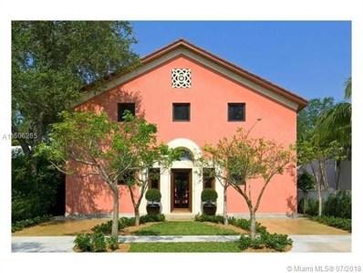 2760 Kirk St, Coconut Grove, FL 33133 - MLS#: A10506285