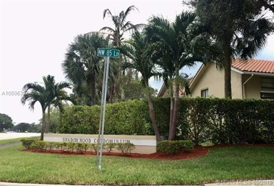8516 Shadow Ct UNIT 5-17, Coral Springs, FL 33071 - MLS#: A10506357