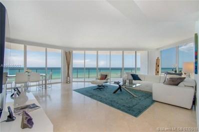 18671 Collins Ave UNIT 601, Sunny Isles Beach, FL 33160 - MLS#: A10506502