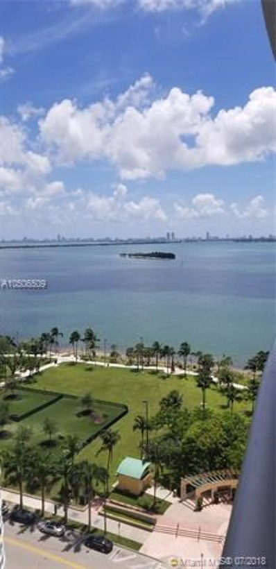488 NE 18 St UNIT 1511, Miami, FL 33132 - MLS#: A10506509