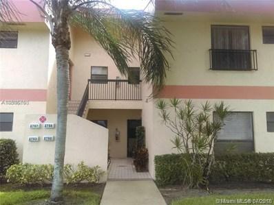 2756 S Carambola Cir S UNIT 1931, Coconut Creek, FL 33066 - MLS#: A10506768