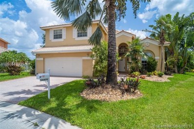 14671 SW 39th Ct, Miramar, FL 33027 - MLS#: A10506833