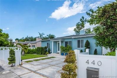 440 NE 73rd St, Miami, FL 33138 - MLS#: A10506914