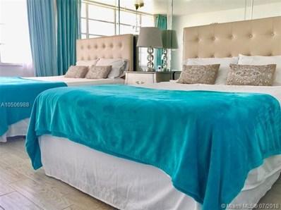 19201 Collins Av UNIT 741, Sunny Isles Beach, FL 33160 - MLS#: A10506988