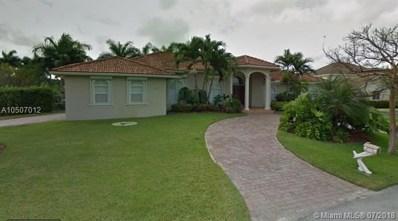 16360 SW 87th Pl, Palmetto Bay, FL 33157 - MLS#: A10507012