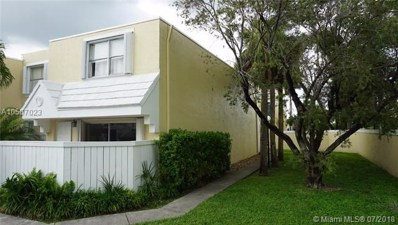 4560 SW 68th Ct Cir UNIT 61-9, Miami, FL 33155 - MLS#: A10507023