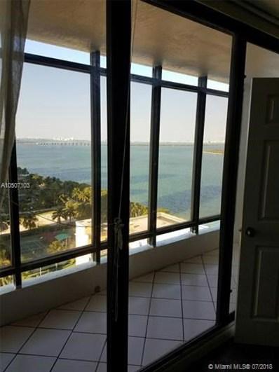 1717 N Bayshore Dr UNIT A-1840, Miami, FL 33132 - MLS#: A10507103