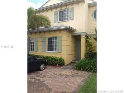 1109 Lucaya Dr UNIT 1109, Riviera Beach, FL 33404 - MLS#: A10507125
