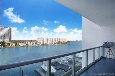 7928 East Dr UNIT 504, North Bay Village, FL 33141 - MLS#: A10507166