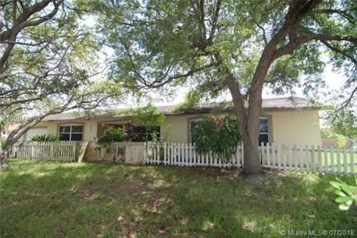 10905 SW 125th St, Miami, FL 33176 - MLS#: A10507406