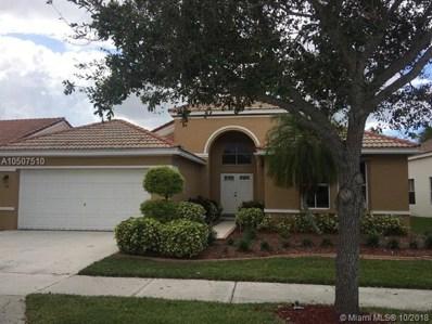 559 Carrington Dr, Weston, FL 33326 - MLS#: A10507510
