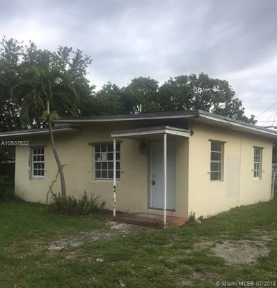 12450 NW 13th Ave, North Miami, FL 33167 - MLS#: A10507522