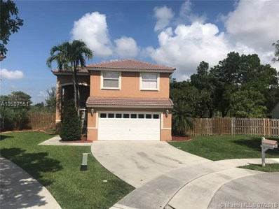 6763 Saltaire Ter, Margate, FL 33063 - MLS#: A10507551