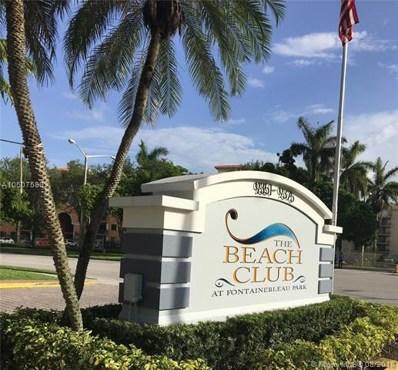 9375 Fontainebleau Blvd UNIT L230, Miami, FL 33172 - MLS#: A10507580