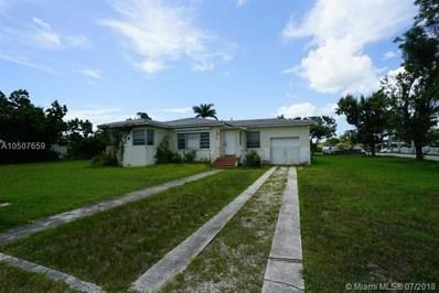 186 NW 147th St, Miami, FL 33168 - MLS#: A10507659