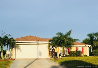 1835 NW 19 Th Ave, Other City - In The State Of >, FL 33993 - MLS#: A10507670