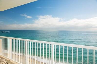 1950 S Ocean Dr UNIT 12Q, Hallandale, FL 33009 - #: A10507716