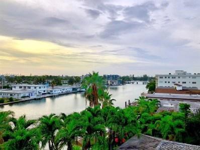 8100 Byron Ave UNIT 508, Miami Beach, FL 33141 - MLS#: A10507904