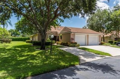 8199 Springlake Dr UNIT A, Boca Raton, FL 33496 - MLS#: A10507956