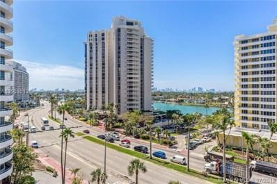 5555 Collins Ave UNIT 8W, Miami Beach, FL 33140 - MLS#: A10508013