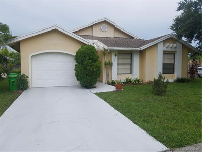 3213 NW 106th Ave, Sunrise, FL 33351 - MLS#: A10508119