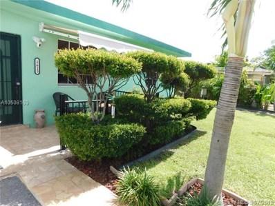 2613 NW 6th Ct, Pompano Beach, FL 33069 - MLS#: A10508169